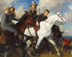 CHARLES WELLINGTON FURSE (1868-1904)