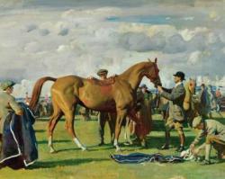 SIR ALFRED MUNNINGS (1878 - 1959)