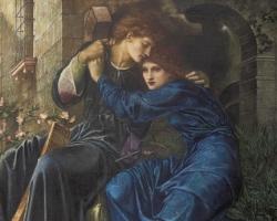 SIR EDWARD COLEY BURNE-JONES (1833-1898)
