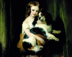 SIR EDWIN LANDSEER, R.A. (1802 - 1873)