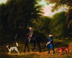 GEORGE STUBBS (1724 - 1806)